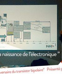 podcast 70e anniversaire du transistor bipolaire