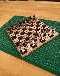 Atelier enfant – Jeu d'échecs
