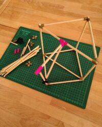 Atelier enfant – Construction de pailles